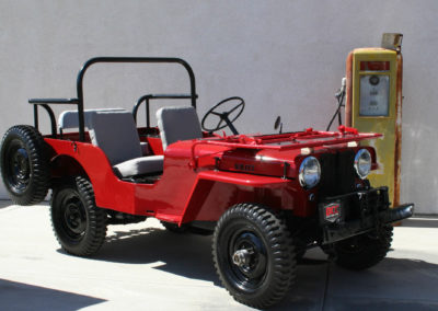 1946 Willy's CJ2A Civillian Model